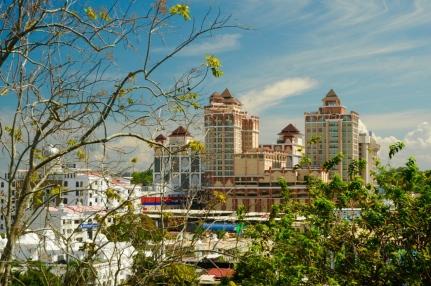 Skyline Kuala Terengganu
