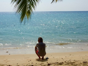 Dingsda und das Meer...
