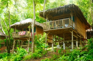 Crocodile Rock Villas am Rainforest Beach Perhentian Kecil