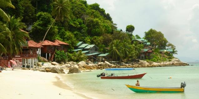 ...Coral Beach Perhentian Kecil