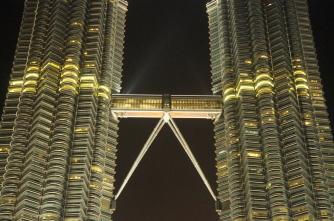Petronas Towers Kuala Lumpur - The Bridge